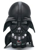 Star Wars Medium Darth Vader Talking Plush by Underground Toys LLC: Product Image