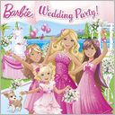 Wedding Party! (Barbie) by Mary Man-Kong: NOOK Book Cover