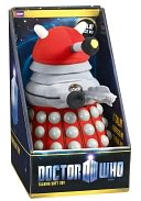 Doctor Who Red Dalek Talking Plush by Underground Toys LLC: Product Image