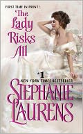 The Lady Risks All by Stephanie Laurens: NOOK Book Cover