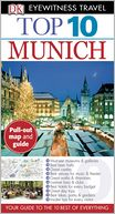 Top 10 Munich by Dorling Kindersley Publishing Staff: Book Cover