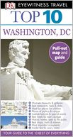 Top 10 Washington DC by Ron Burke: Book Cover