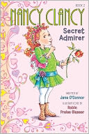 Fancy Nancy by Jane O'Connor: NOOK Book Cover