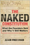 The Naked Constitution by Adam Freedman: NOOK Book Cover