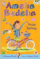 Amelia Bedelia Chapter Book #1 by Herman Parish: NOOK Book Cover