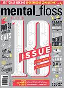 mental_floss by Mental Floss Inc.: NOOK Magazine Cover