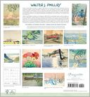 2014 Walter J. Phillips Wall Calendar by Art Gallery of Greater Victoria: Calendar Cover