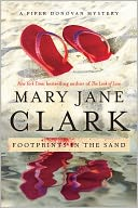 Footprints in the Sand by Mary Jane Clark: NOOK Book Cover