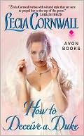 How to Deceive a Duke by Lecia Cornwall: NOOK Book Cover