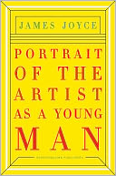 Portrait of the Artist as a Young Man by James Joyce: NOOK Book Cover