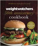 Weight Watchers 50th Anniversary Cookbook by Weight Watchers: Book Cover