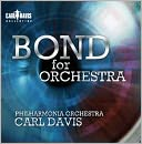 Bond for Orchestra by Guy Barker: CD Cover