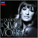 The Silver Violin by Nicola Benedetti: CD Cover