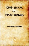 The Book of Five Rings by Miyamoto Musashi: Book Cover