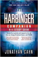 The Harbinger Companion With Study Guide by Jonathan Cahn: NOOK Book Cover