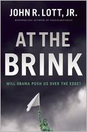 At the Brink by John R. Lott Jr.: Book Cover