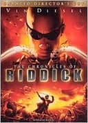 The Chronicles of Riddick with Vin Diesel
