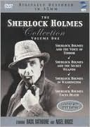 The Sherlock Holmes Collection Vol. 1 with Basil Rathbone
