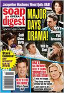 Soap Opera Digest by American Media, Inc.: NOOK Magazine Cover