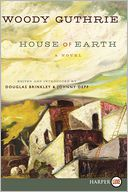 House of Earth by Woody Guthrie: Book Cover