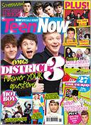 Teen Now (UK) by IPC Media: NOOK Magazine Cover