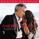 Passione [Deluxe Edition] by Andrea Bocelli: CD Cover