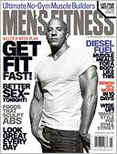 Men's Fitness - US edition by American Media, Inc.: NOOK Magazine Cover