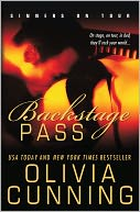 Backstage Pass (Sinners on Tour Series #1) by Olivia Cunning: Book Cover
