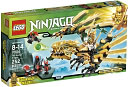 LEGO Ninjago The Golden Dragon 70503 by LEGO: Product Image