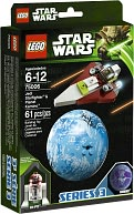 LEGO Star Wars Jedi Starfighter & Kamino 75006 by LEGO: Product Image