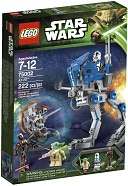 LEGO Star Wars AT-RT 75002 by LEGO: Product Image