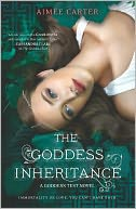 The Goddess Inheritance by Aimée Carter: Book Cover