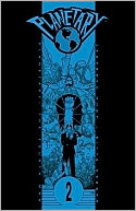 Planetary Fourth Man, Vol. 2 by Warren Ellis: Book Cover