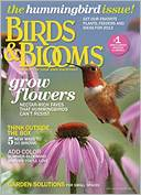Birds & Blooms by Reader's Digest Association, Inc.: NOOK Magazine Cover