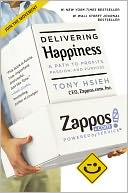 Delivering Happiness by Tony Hsieh: Book Cover
