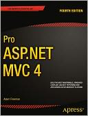 Pro ASP.NET MVC 4 by Adam Freeman: Book Cover
