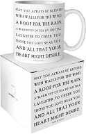 May You Always Quote Mug by Quotable: Product Image