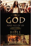 A Story of God and All of Us by Roma Downey: Book Cover