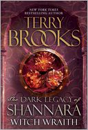 Witch Wraith by Terry Brooks: Book Cover