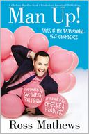 Man Up! by Ross Mathews: Book Cover