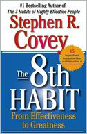 The 8th Habit by Stephen R. Covey: NOOK Book Cover