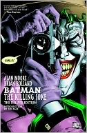 Batman by Alan Moore: NOOK Book Cover
