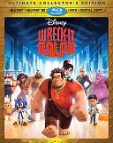 Wreck-It Ralph with John C. Reilly