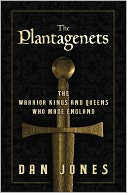 The Plantagenets by Daniel Jones: Book Cover