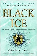Black Ice by Andrew Lane: NOOK Book Cover