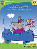 Julio Bunny and the Return of Leo Wolf by Nicoletta Costa: NOOK Kids Read to Me Cover