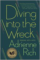 Diving into the Wreck by Adrienne Rich: Book Cover