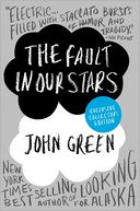 The Fault in Our Stars (B&N Exclusive Edition) by John Green: Book Cover