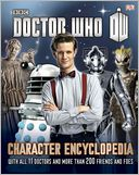 Doctor Who by DK Publishing: Book Cover
