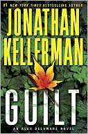 Guilt (Alex Delaware Series #28) by Jonathan Kellerman: Book Cover